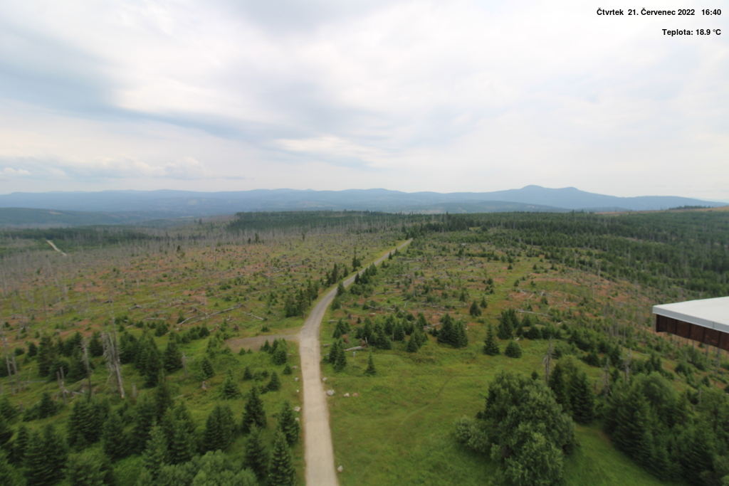 Webcam Poledník