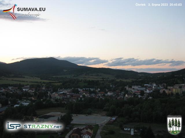 Webkamera Volary - Boubín - Prachatice